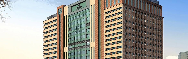 Continental Hospitals, A Gleneagles Facility Hyderabad India