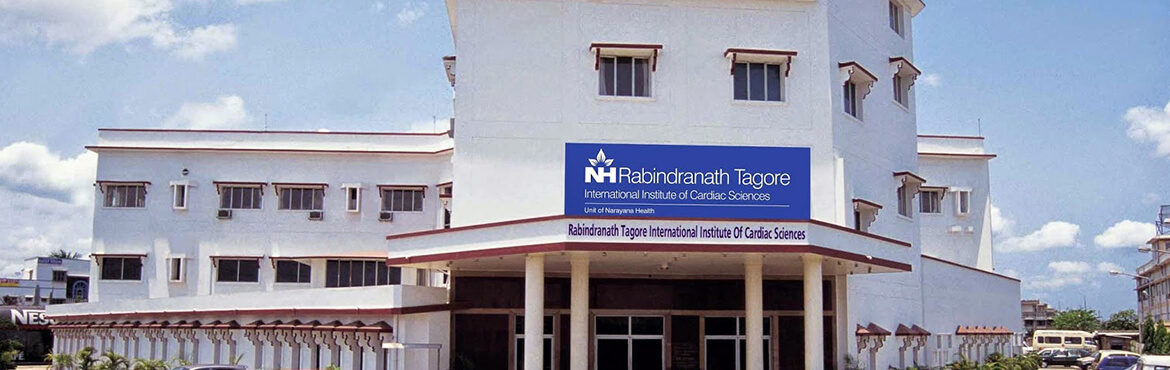 Rabindranath Tagore International Institute of Cardiac Sciences Kolkata India