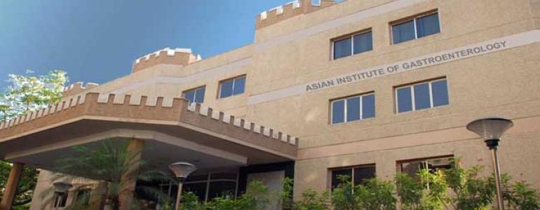 Asian Institute of Gastroenterology Hyderabad India