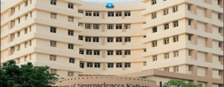 Institute of Neurosciences Kolkata for Neurology Kolkata India