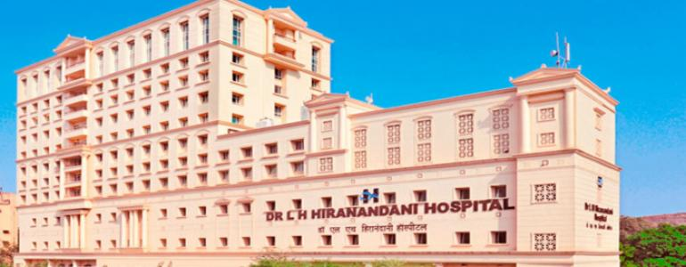 Dr. L H Hiranandani Hospital Mumbai India