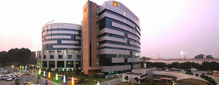 BLK Hospital New Delhi India