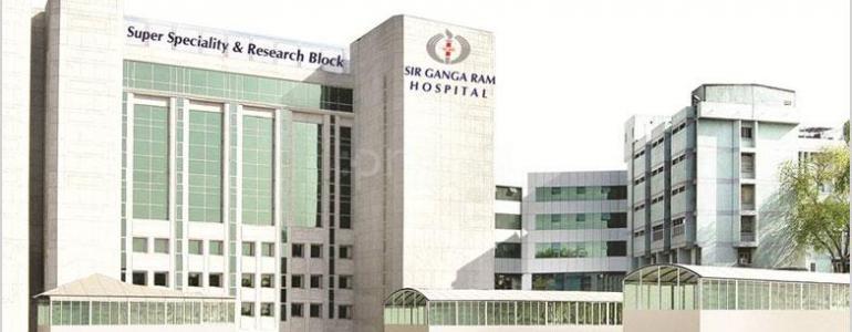 Sir Ganga Ram Hospital Delhi India