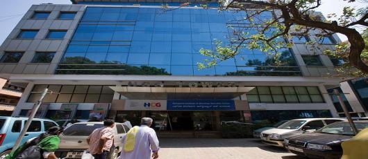 HCG Hospital Bangalore India