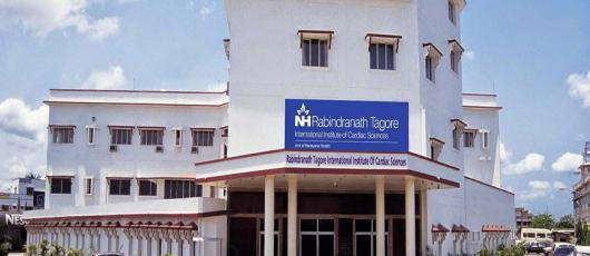 Rabindranath Tagore International Institute of Cardiac Sciences Kolkata India